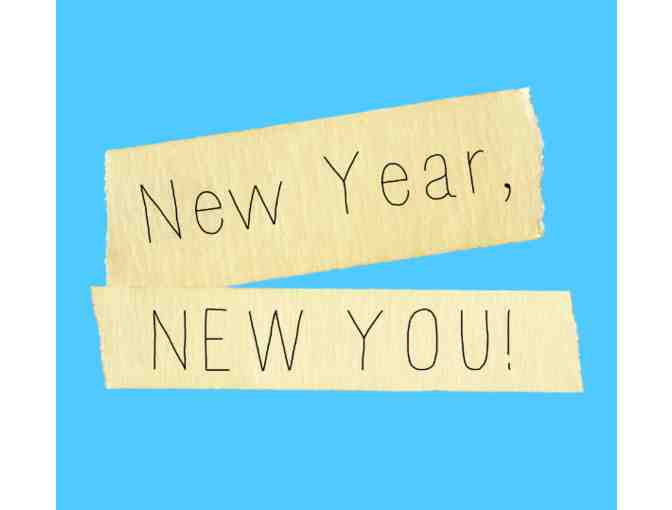 New Year, New You - Sessions for Relaxation or Behavior Change