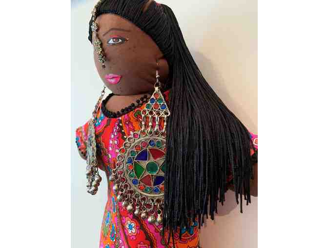 Surgi Doll by Mariam Magsi: DIVERSITY