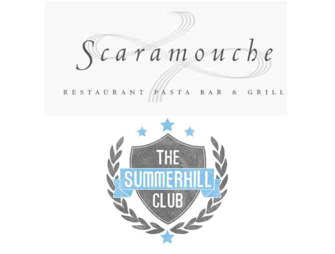 Date Night: Gift Certificate to Scaramouche Restaurant & 4 hours of Summerhill Babysitting - Photo 1