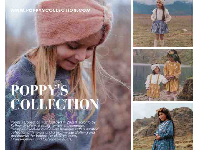 Adorable Poppy's Collection Gift Card worth $450 - Photo 1