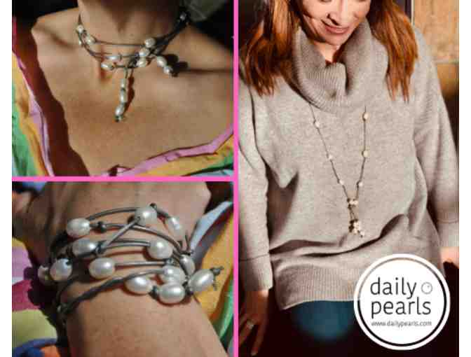 Custom Jewelry from Daily Pearls Toronto - Photo 1