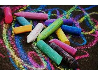 Melissa Seigel (PE) - Year Supply of Sidewal Chalk for Recess