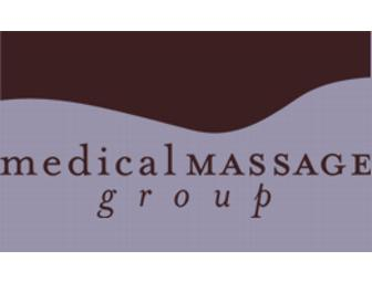 Medical Massage Group - 60-Minute Therapeutic Massage