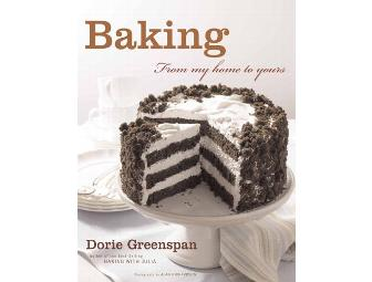 2 Cookbooks by Dorie Greenspan