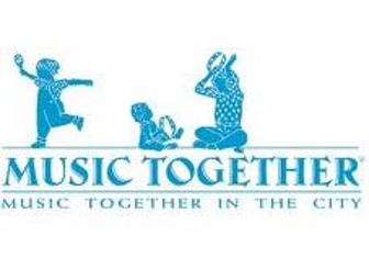 Music Together in The City - 1 Semester of Classes