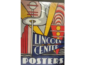 Lincoln Center Posters Book