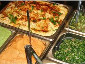 The Hummus & Pita Co - $50 Gift Certificate
