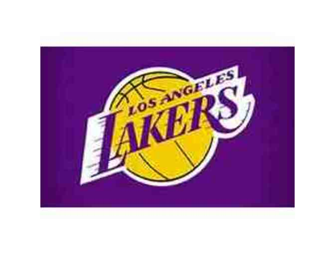 4 NBA Tickets - Lakers Vs. Kings - Photo 1