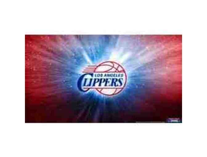 4 NBA Tickets - Clippers Vs. Blazers - Photo 1