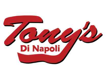 $50 Gift Card to Tony's Di Napoli Restaurant