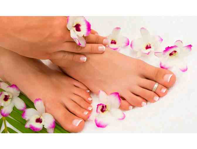 Manicure & Pedicure at Lenox Spa & Nails