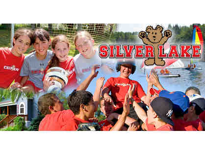 Camp Silver Lake - One campership to sleepaway camp