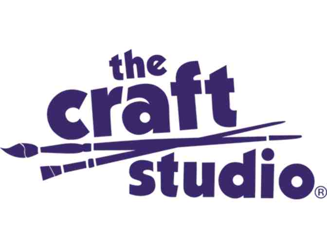 Craft Studio - Gift certificate for one 2-hour mini camp session - Photo 1