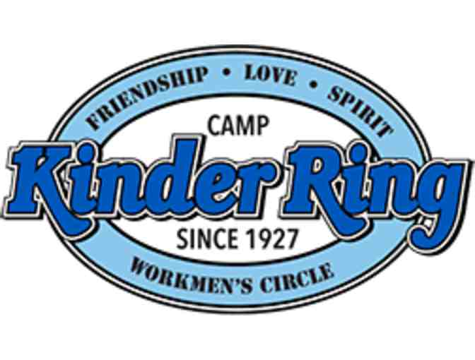 Camp Kinder Ring - $1000 gift certificate towards full-season sleep away camp tuition - Photo 7