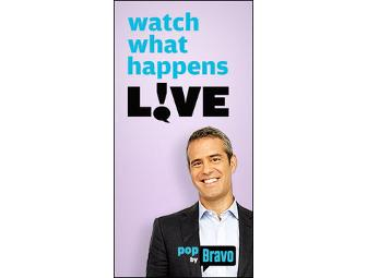 Watch What Happens Live with Andy Cohen - 2 tickets