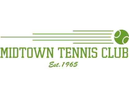 Midtown Tennis Club - 2 Hours Court Time