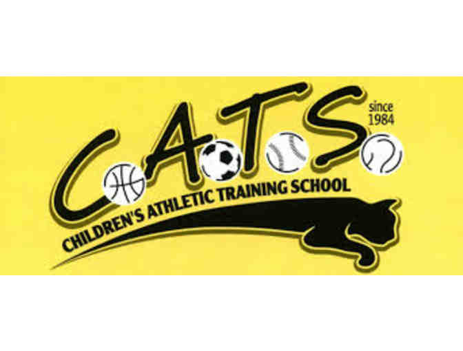 C.A.T.S. Basic or Game C.A.T.S. Sport Development Class: $100 off #3