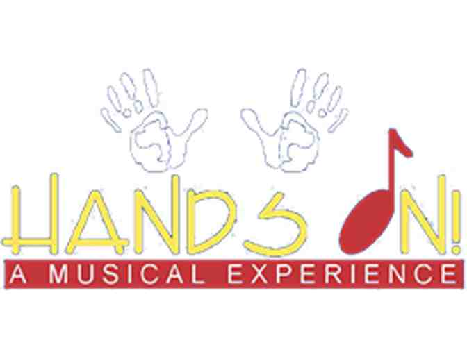 Hands On! Music: $100 Gift Certificate