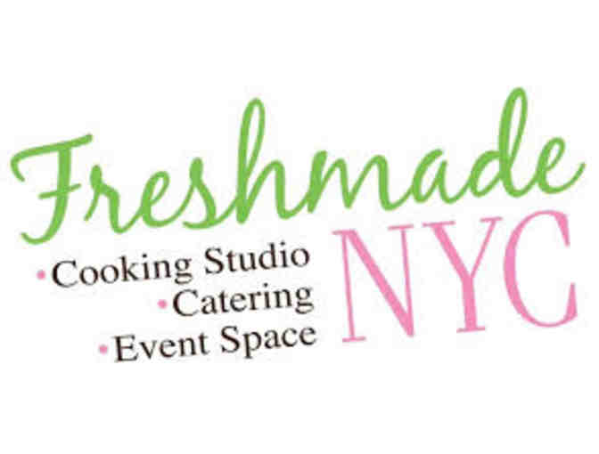 Freshmade NYC: Cooking Lessons for Kids