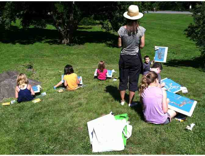 Arts in Action: Fine Art Class Ages 5-10