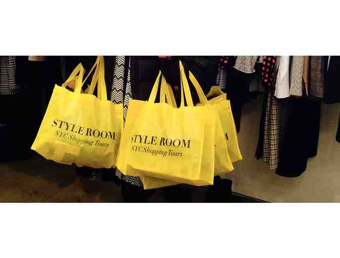 Style Room NYC: Private Designer Shopping Tour