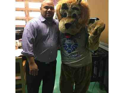 Be Assistant Principal for a Day with Mr. Acevedo!