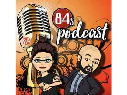 Lead Your Own 15-Minute PS84 Podcast Session with Ms. Anita & Mr. Acevedo
