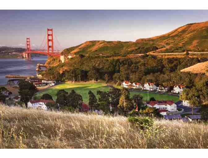 A Sister Parks Overnight at Cavallo Point Lodge for Two & Yosemite Conservancy Package