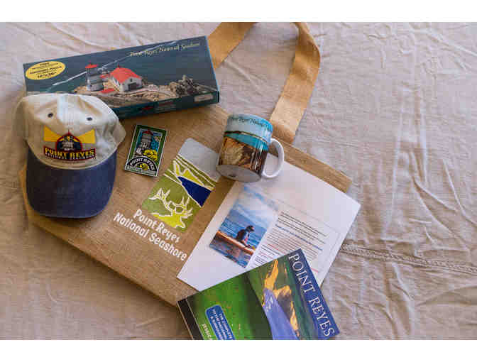 Point Reyes National Seashore Association Adult Tote with Park Swag and Class Certificates