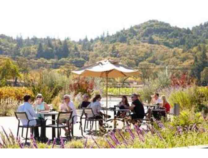 A Tour and Estate-Grown Food and Wine Tasting for 4 at Quivira Vineyards and Winery