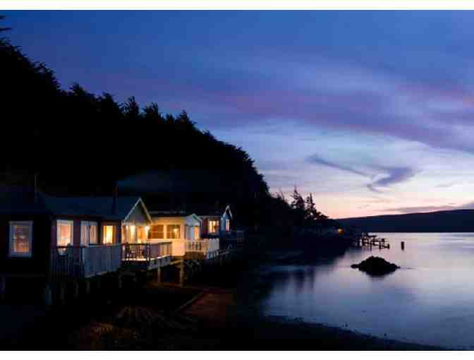 A Night at Nick's Cove with Tasting Dinner & Photography Tutorial with Bill Helsel for Two