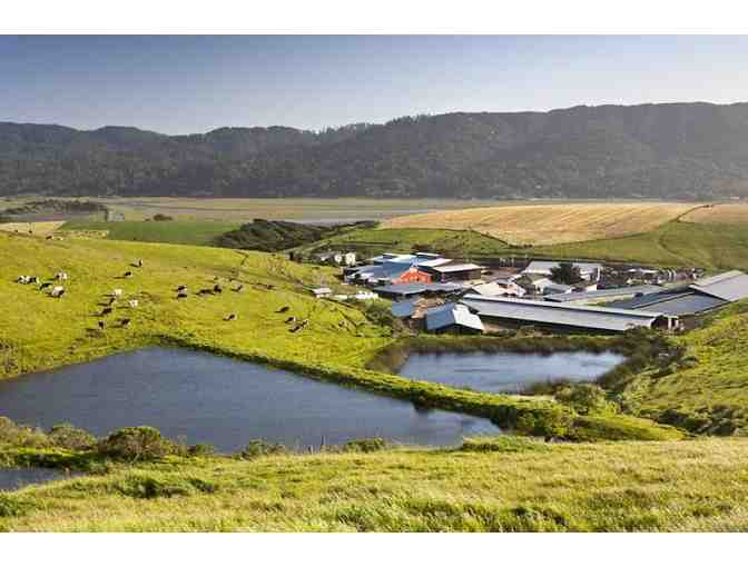 2 Nights at Bear Valley Cottage & Dinner at The Fork at Point Reyes Farmstead Cheese for 4