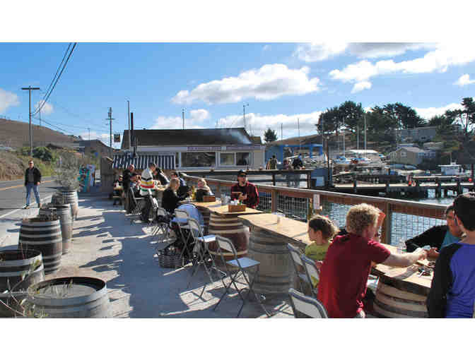 Two Nights at Cottages on the Bay, Kayaking Paddle & Lunch for 2 at the Marshall Store