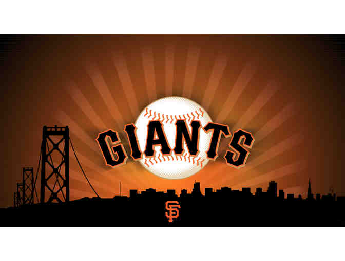 Go Giants with the Superintendent! Tickets, Field Visit for 4, and An Autographed Ball!