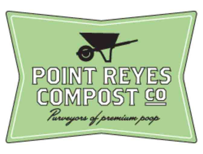 Gardener's Bounty: Pt. Reyes Compost, Petaluma Seed Bank, Building Supply & Mostly Natives