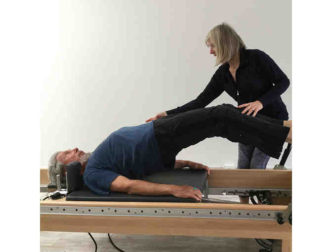 Enjoy Pilates in Point Reyes Station with 5 Customized Private Sessions with Audrey Piper