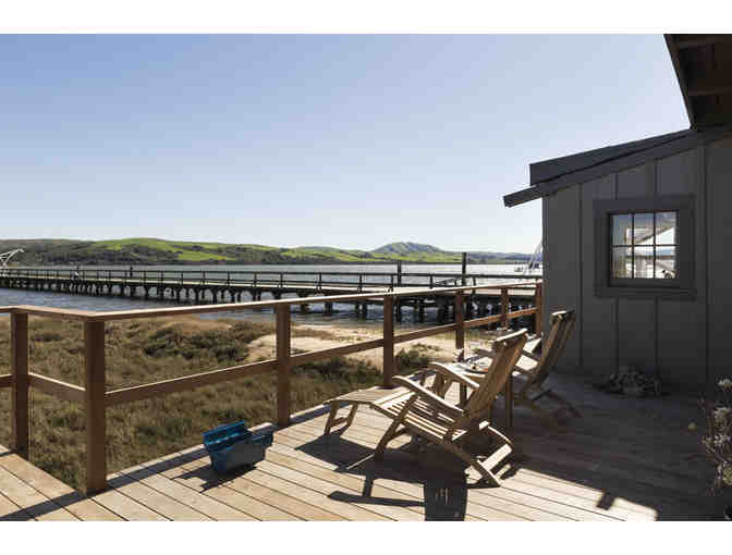 2 Nights at Sea Star Cottage on Tomales for Two Adults & PRNSA Field Institute Classes