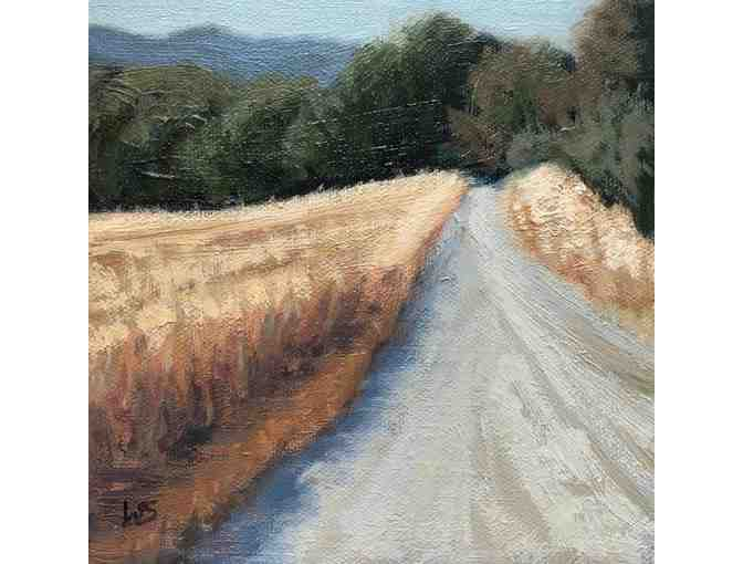 'Bear Valley Trail,' an Oil Painting by Wendy Schwartz