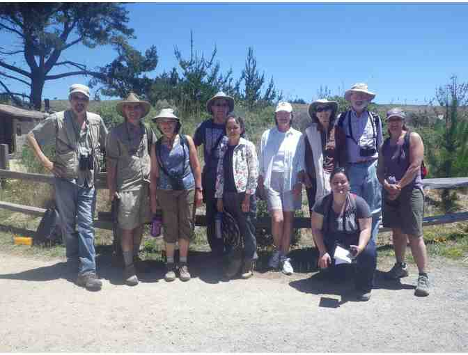 Naturalist led walk with Todd Plummer followed by lunch or dinner at PRNSA