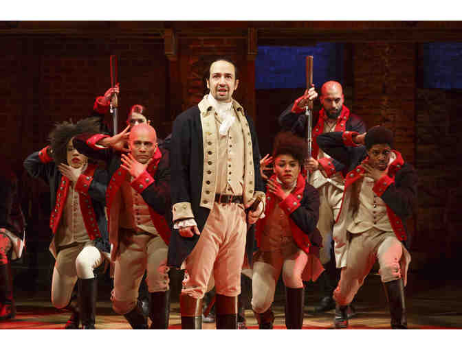 Round-trip airfare and tickets to see HAMILTON in Puerto Rico starring Lin-Manuel Miranda - Photo 1
