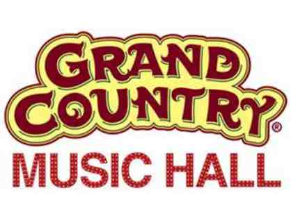 Branson, Missouri - Grand Country Music Hall Tickets