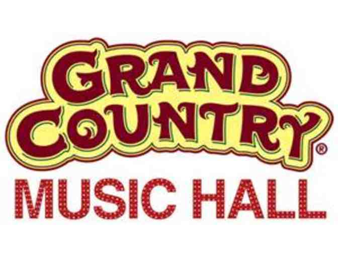 Branson, Missouri - Grand Country Music Hall Tickets - Photo 1