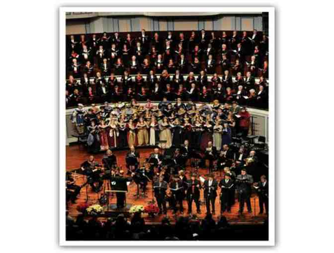 "Indianapolis Symphonic Choir ""Festival of Carols"" Tickets - Photo 1"