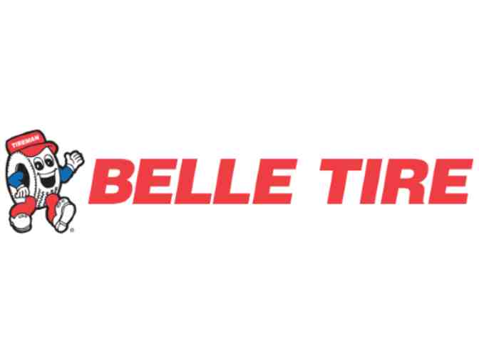 Belle Tire $50.00 Gift Card good at any location - Photo 1
