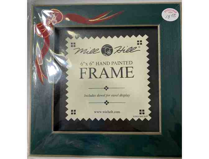 Handpainted set of Frames - Photo 1
