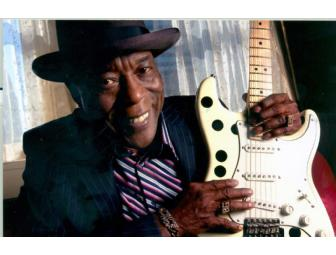 Buddy Guy - 2 Tickets at UPAC - 10/29/10