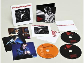 David Bowie AUTOGRAPHED 'Station To Station' Box Set