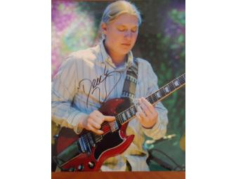 Derek Trucks - Autographed Photo