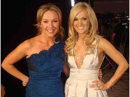 A Trip for Two to the 55th or 56th Annual Country Music Awards in Nashville, Tennessee