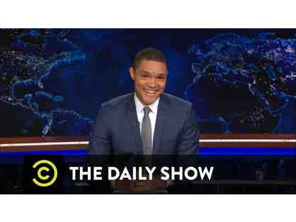 4 VIP Tickets to the Daily Show with Trevor Noah